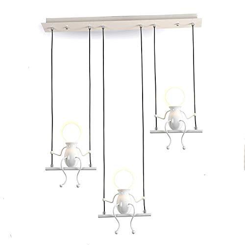 Lampada a Sospensione LED Azanaz, Lampada da Soffitto Creativa design Moderno Lampada a...