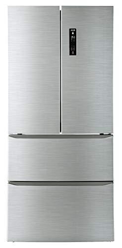 Avanti FFFD150H3S 15.0 cu. ft. French Door Refrigerator Stainless Steel