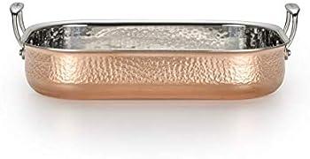 Lagostina Martellata Hammered Copper 14