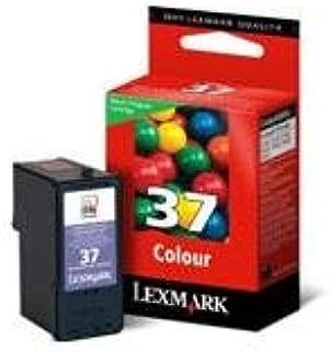 LEXMARK color ink cartridge no. 37 return program 18C2140