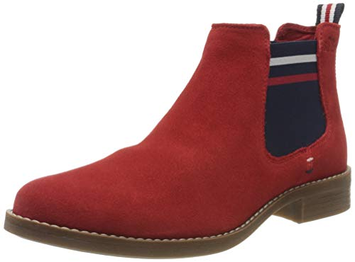 s.Oliver Damen 5-5-25335-34 Chelsea Boots, Rot (Red 500), 39 EU