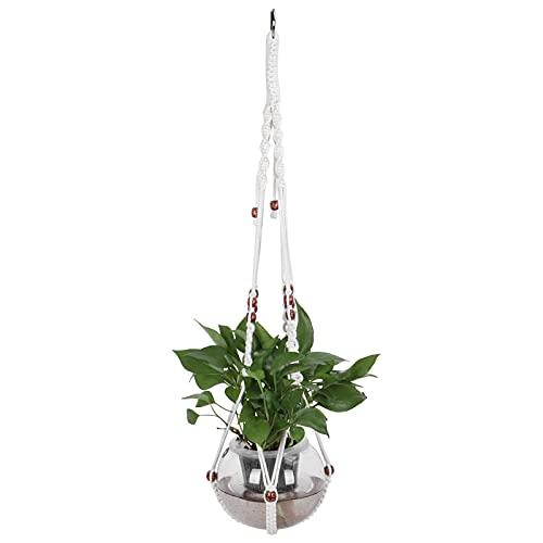 Meiyya Jardinera Colgante, Soporte de Maceta de 85 cm Decorativo para decoración del hogar para macetas