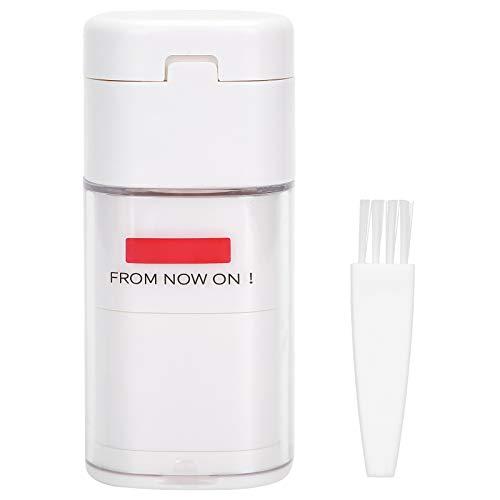 Caja de almacenamiento portátil multifuncional del divisor de la tableta de la amoladora del cortador de la medicina para el hogar