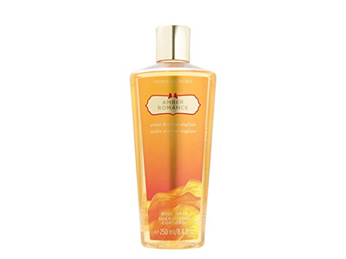 Victoria's Secret VS Fantasies Amber Romance femme/dames, douchegel, per stuk verpakt (1 x 250 ml)