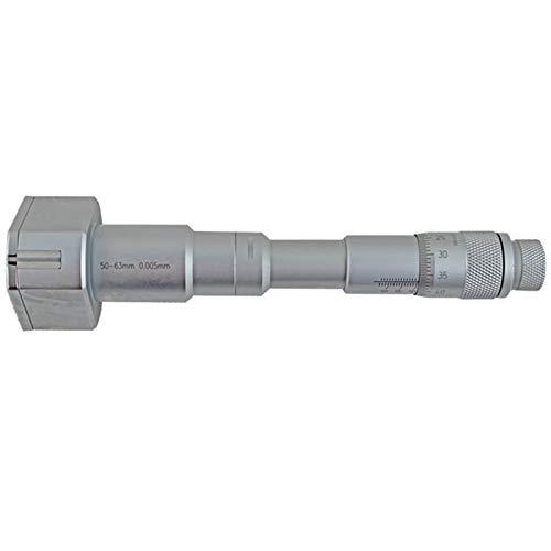 CGOLDENWALL - Llamador de micrometro digital de 3 puntos para medición de diámetro interior 50-100 mm, 0,005 mm, 87-100mm, 1