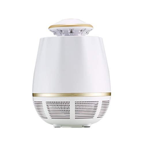 SHZJZ-MK Asesino De Mosquitos, Repelente De Mosquitos con LED De La Lámpara De La Trampa De Mosquitos con Alimentación por USB LED, Trampa Interior Eficaz para Los Bebés,B