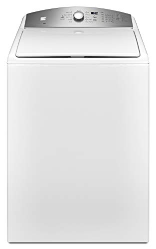 Kenmore 26132 4.8 cu.ft. Top Load Washer with Triple Action Impeller in White, includes delivery and hookup