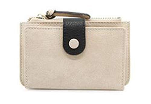 [ディフディフ] 多機能 キー カード ケース 6連 フック コイン カード 定期 入れ スマート おしゃれ 便利 レディース ホワイト 白 大容量 薄型 小さい コンパクト 人気 定番 ベーシック シンプル 鍵 カギ 収納 持ち運び 携帯 かっこいい 大