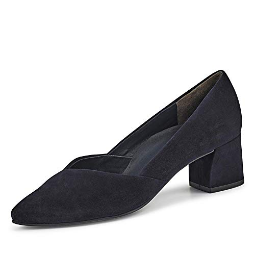 Paul Green 3740 Damen Pumps Blau, EU 38