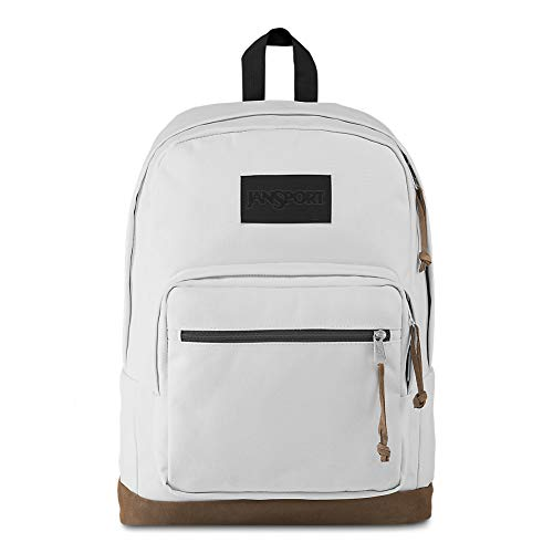 JanSport Right Pack LS Backpack - Limited Edition 15' Laptop Pack | Nimbus Cloud