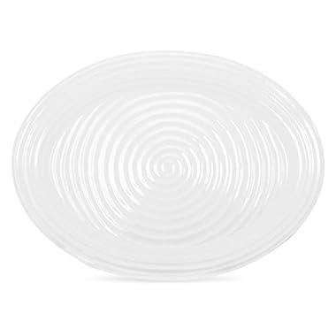 Portmeirion Sophie Conran White Oval Turkey Platter