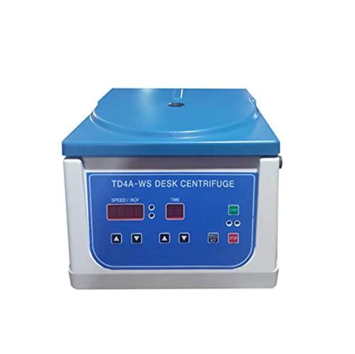HARTI PRP-Zentrifuge, Desktop 4000Rpm Low-Speed-Schönheitszentrifuge Maschine Mit Digitaler Anzeige Für 2-5-7-10Ml Blutentnahmeröhrchen,8 * 12ml