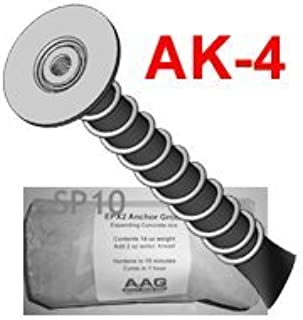 Best grout for anchor bolts Reviews