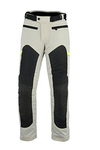 Pantalones perforados de verano para moto (Unisex) (XL)