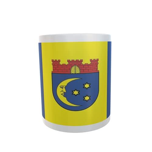 U24 Tasse Kaffeebecher Mug Cup Flagge Grabow