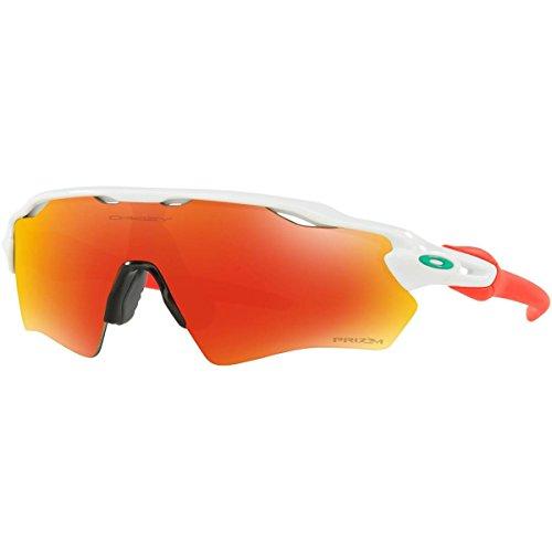 Oakley Radar Ev Path Gafas de sol, Blanco, 1 para Hombre