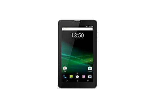 TREKSTOR SURFTAB BREEZE 7.0 QUAD LTE, 17,78 cm (7 Zoll Tablet-PC), HD-Bildschirm (IPS, touch), MT8735M Prozessor, 1 GB RAM, 16 GB Speicher, LTE, 3G, WiFi, Android 7.0 (Nougat), schwarz