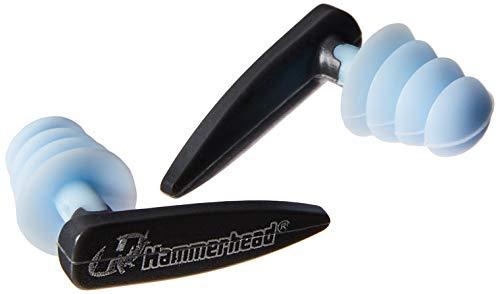 Protetor De Ouvido Premium Hammerhead Unissex Grafite/Azul ÚNICO
