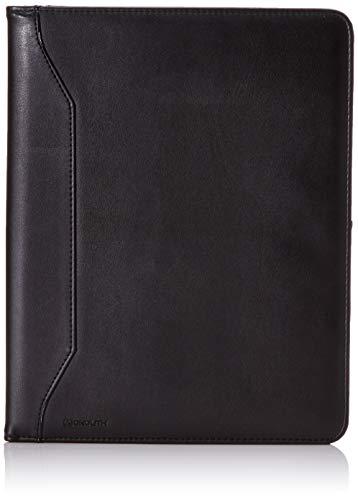 Monolith 2793 Conférencier en cuir Dossier–Noir