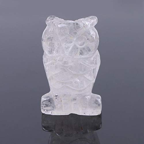XiYon 49x31mm Figuras de Piedra Natural Tiger Eye Rosa