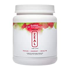Natural Flavors: This delicious formula contains natural flavors from Kiwi and Watermelon Also has natural color and nutrition-dense ingredients Herbal Properties: Alfalfa powder used to make this drink has herbal properties It is rich in vitamin K a...