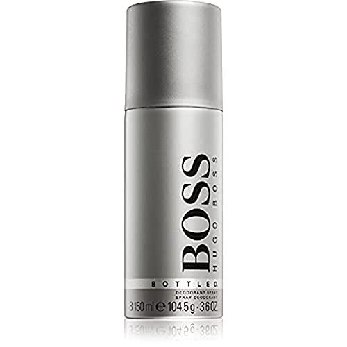 BOSS Bottled Deodorant Spray, 1er Pack (1 x 150 ml)
