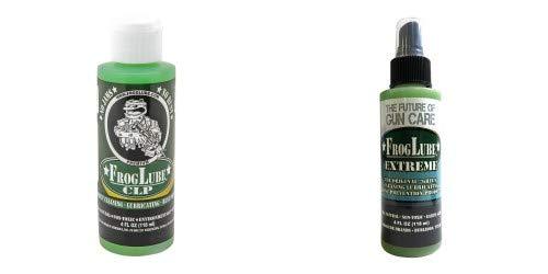 FrogLube CLP Liquid OR Spray 4 oz Bottle  (PACKAGE...