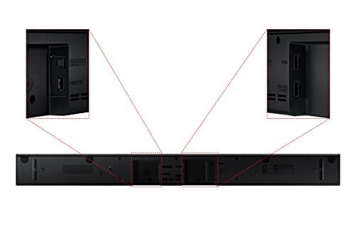 Samsung Soundbar HW-A550/ZF da 410W, 2.1 Canali, Nero