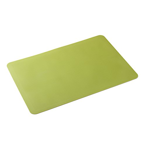 ZEAL Silicone Baking Mat – Worktop to Oven Flexible Non-Stick - Professional Grade - Green
