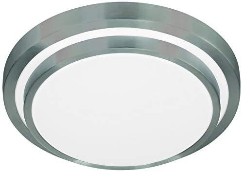 Action Deckenleuchte, 1-flammig, Serie Oslo, 1 x LED, 15 W, Höhe 9 cm, Durchmesser 35 cm, Kelvin 300