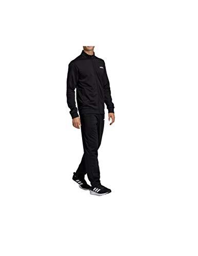 adidas Men Training Basics Track Suit Size M Black