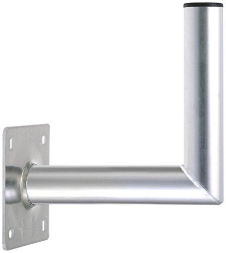 Dur-line, Supporto da parete in alluminio, diverse dimensioni 25-45 cm
