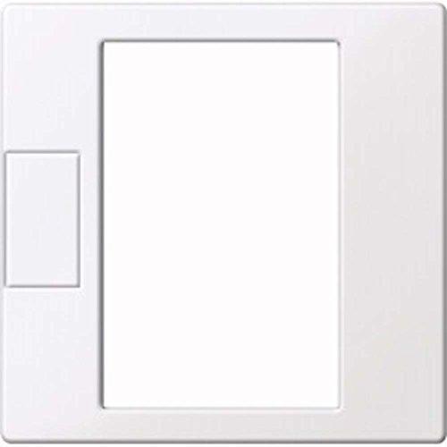 Merten MEG5775-0325 Zentralpl. f. Univers. Temperaturregl.-Eins. m. Touch-Display, aktivws.gl,Sys.M