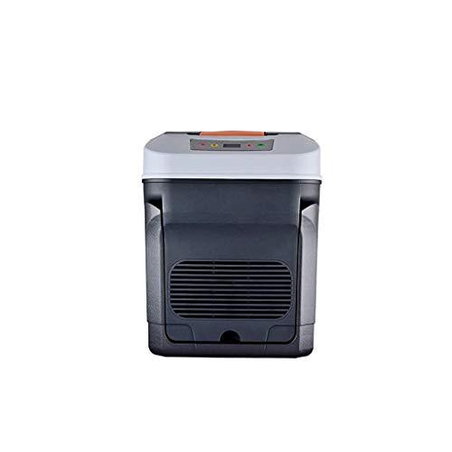 ZJHDX Refrigerador portátil, compresor, refrigerador eléctrico, mini refrigerador/congelador for conducir, acampar, viajar, pescar, usar al aire libre y en el hogar