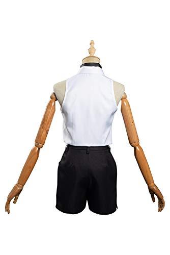 Wolancy Chainsaw Man Cosplay Costume Reze Outfit Uniform Jacket Shirt Tie Suit Set