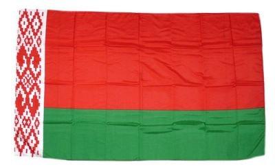 Flagge Fahne Weißrussland Belarus 30 x 45 cm FLAGGENMAE®