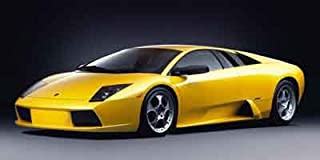 2003 Lamborghini Murcielago, 6.2L 2-Door Coupe, Yellow Metallic