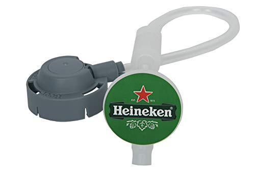 Krups - 5 tubos de servicios para tiradores de cerveza Beertender XI200000