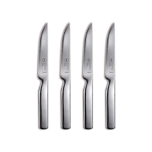 Woll EDGE Steakmesser-Set, 4-Teilig