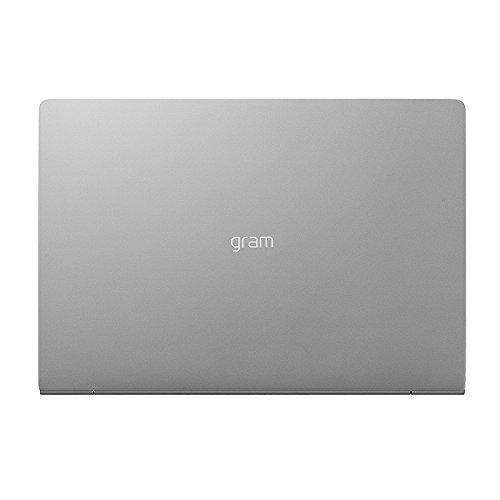 "LG Electronics gram Thin and Light Laptop – 13.3"" Full HD IPS Touchscreen Display, Intel Core i7 (8th Gen), 8GB RAM, 256GB SSD, Back-lit kbd - Dark Silver – 13Z980-A.AAS7U1"