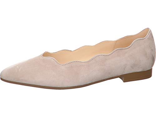 Gabor Damen Ballerina Größe 42 EU Braun (Taupe)
