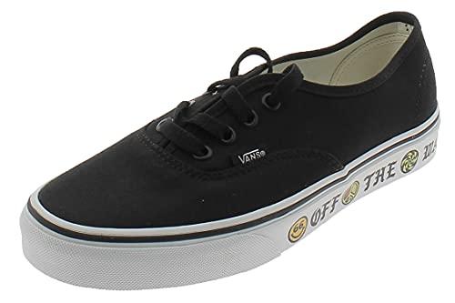 VANS Authentic Zapatos Deportivos Hombre Negro VN0A348A40M1