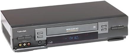 Toshiba W603 4-Head Hi-Fi VCR