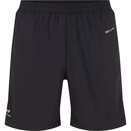 Pro Touch Herren Rolly Shorts, Schwarz/Schwarz, XL