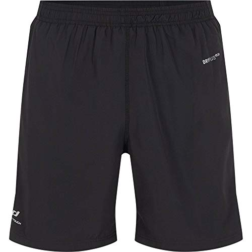 Pro Touch Rolly Homme Shorts, Schwarz/Schwarz, FR (Taille Fabricant : XL)