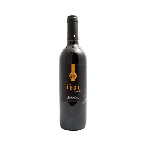 Emporda Vino Tinto 1931, 75cl
