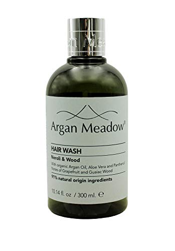 CHAMPÚ Neroli & Wood de Argan Meadow - Aceite de Argán, Aloe...