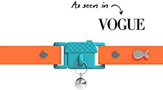 Kittyrama Cat Collar. Award Winning. As Seen in British Vogue. Other Styles and Colors Available. for Adult Cats