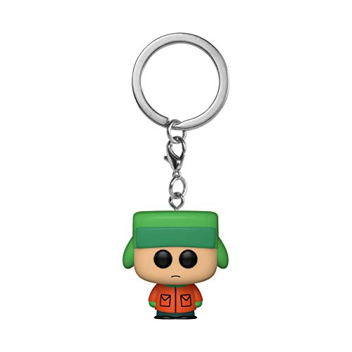 Funko- Pop Keychain: South Park-Kyle Figurine de Collection, 51640, Multicoleur