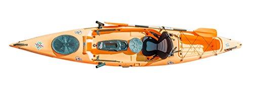 Kayak Ikaipa Angler Experto (Naranja)